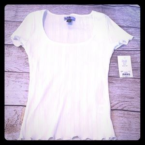 New with tags top